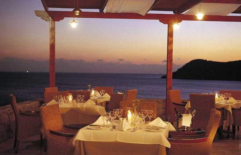 Myconian Imperial Hotel and Thalasso Center - Restaurant - 10