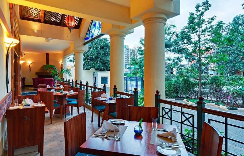 The Heron Portico - Restaurant - 48