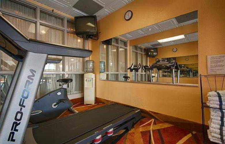 Best Western Knoxville - Hotel - 34