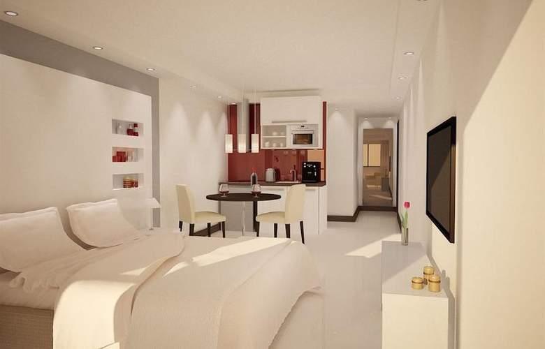 Gema Luxury Suites - Room - 12