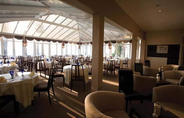 Best Western Dryfesdale - Restaurant - 391