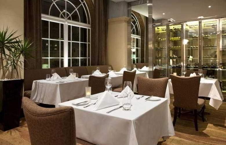 Radisson Blu Plaza Hotel Sydney - Restaurant - 6