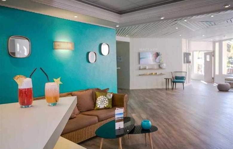 Mercure Thalassa Port Fréjus - Hotel - 44