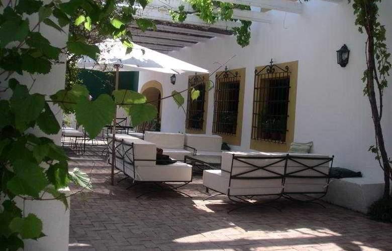 Masía el Ferrajón - Terrace - 12