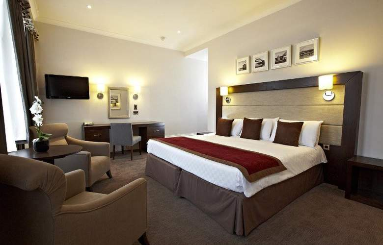 County Hotel by Thistle Newcastle - Room - 3