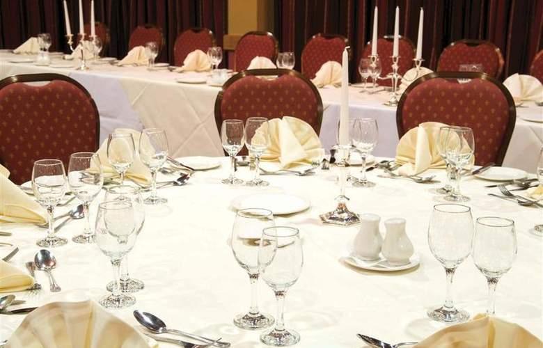 Best Western Glendower - Restaurant - 158