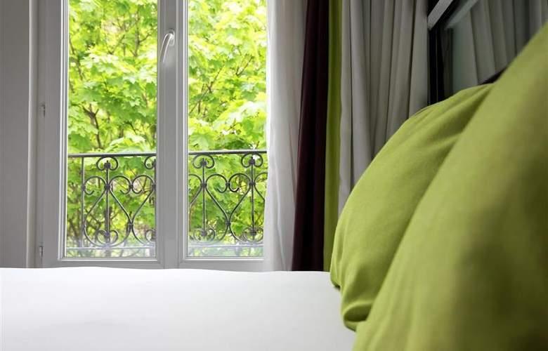 Best Western Hotel Le Montparnasse - Room - 82
