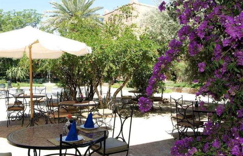 Riad Salam - Terrace - 7