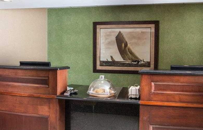 Best Western Plus Portsmouth-Chesapeake - Hotel - 9