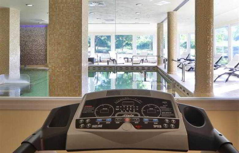 BEST WESTERN Hotel Fiuggi Terme Resort & Spa - Hotel - 38
