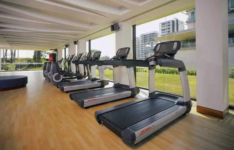Rayong Marriott Resort & Spa - Sport - 35