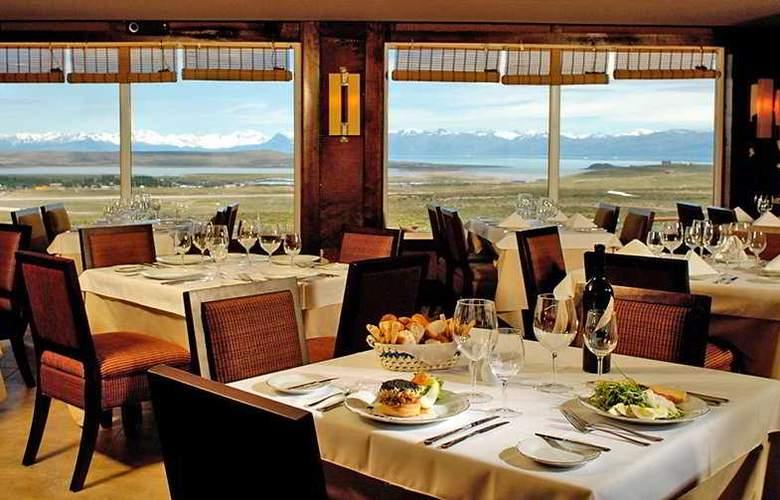 Alto Calafate Hotel Patagonico - Restaurant - 5