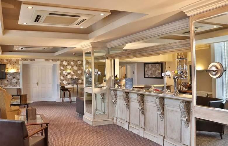 Best Western Grosvenor - Restaurant - 25