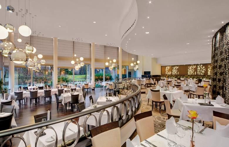 Hilton Munich Park - Restaurant - 10