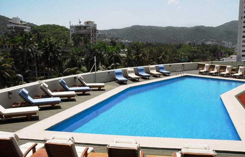 Calinda Beach Acapulco - Pool - 1