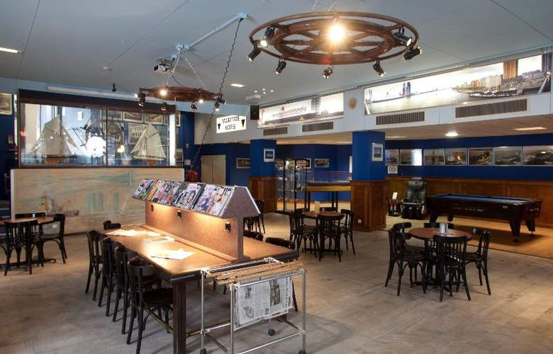 Maritime Hotel Rotterdam - Bar - 10