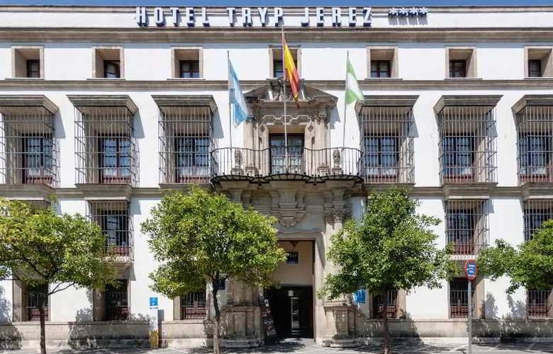 Tryp Jerez - Hotel - 0