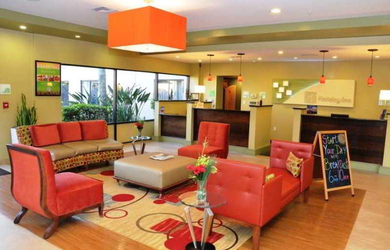 Holiday Inn Fort Myers Downtown Historic - Restaurant - 1
