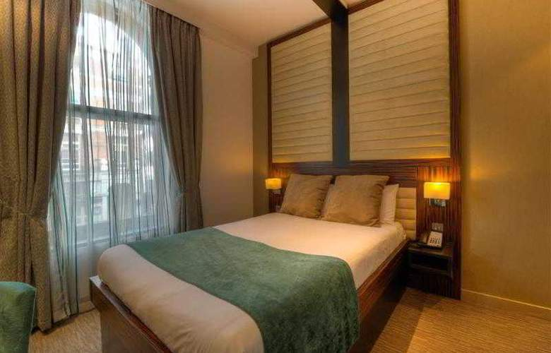 Best Western Maitrise - Hotel - 39