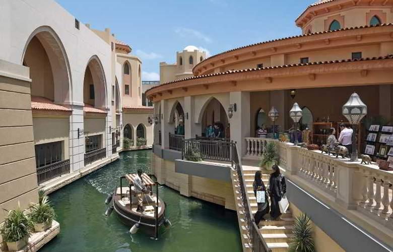 Shangri-la Hotel Qaryat Al Beri Abu Dhabi - Restaurant - 14