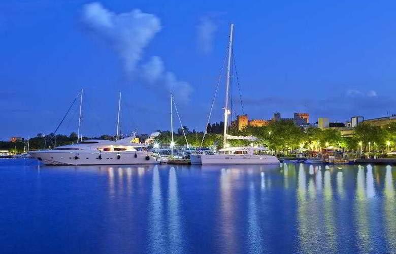 Sheraton Rhodes Resort - Hotel - 10