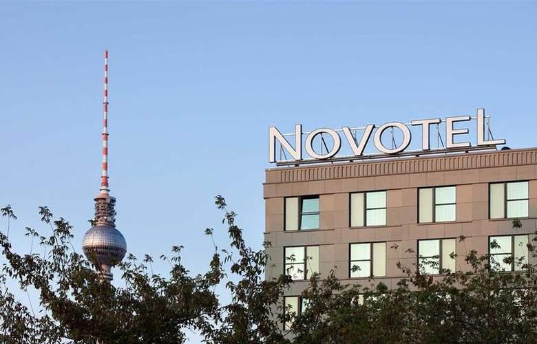 Novotel Berlin Mitte - Hotel - 38