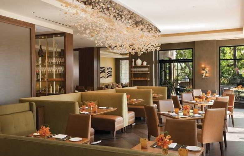 Four Seasons Hotel Los Angeles at Beverly Hills - Restaurant - 4