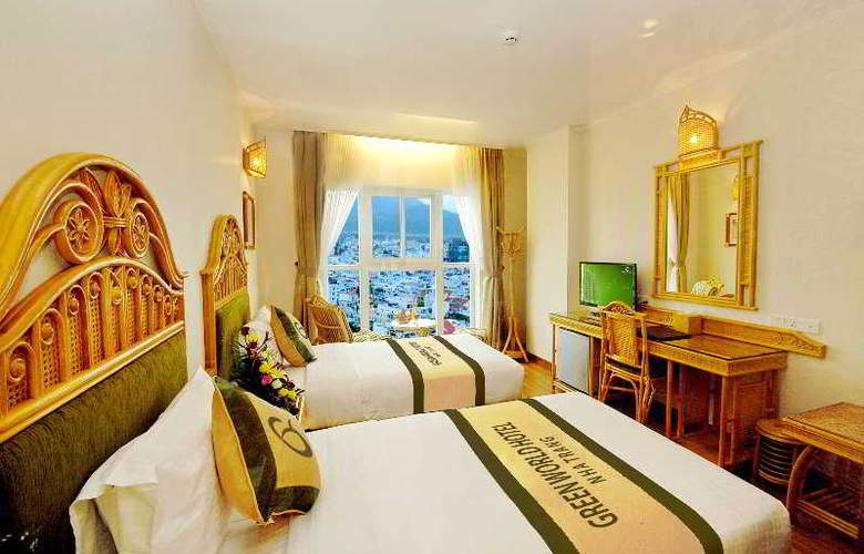 Green World Hotel Nha Trang - Room - 18