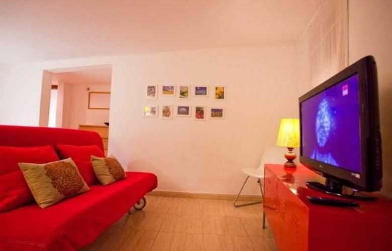 Las Ramblas Bacardi Apartments / Bacardi Central Suites - Room - 12