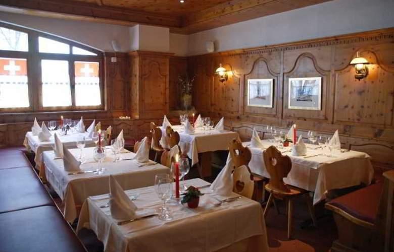 Hotel Alexander - Restaurant - 6