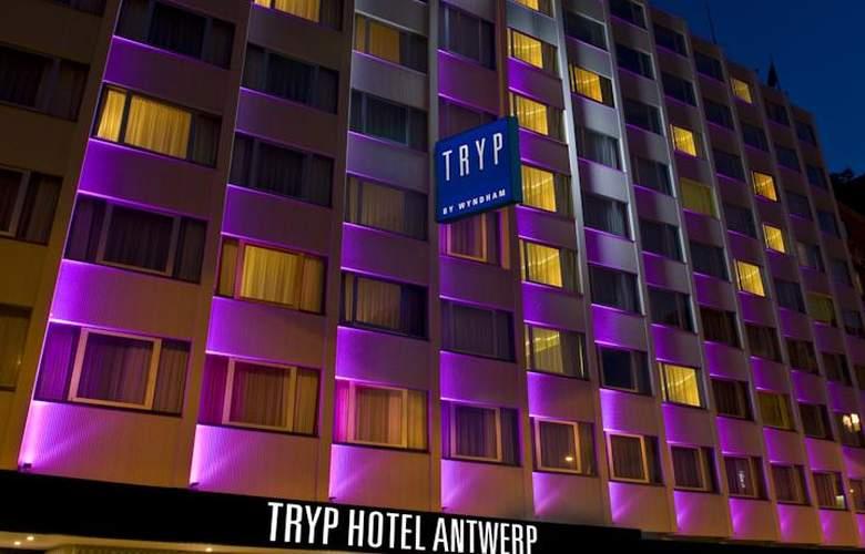 Tryp by Wyndham Antwerp - Hotel - 0