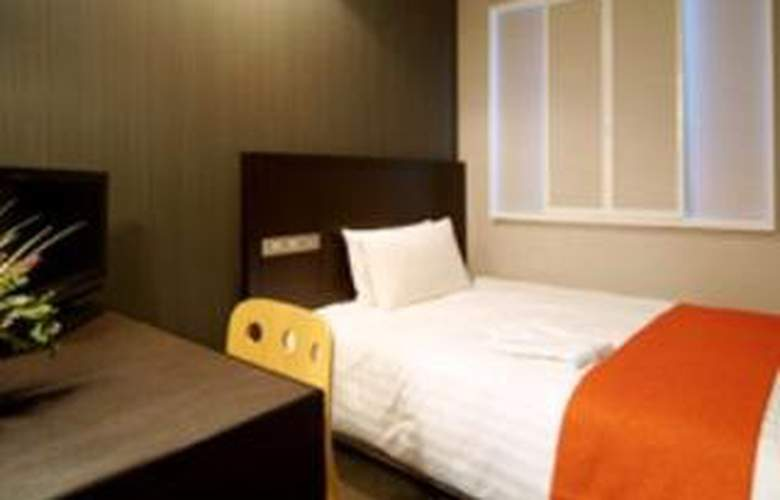 Seven Seas Hiroshima Ekimae - Hotel - 0