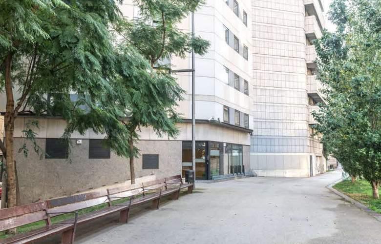 Sata Apartamentos Park Guell Área - Hotel - 0