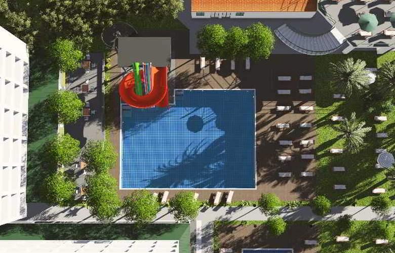 Grand Efe - Pool - 26