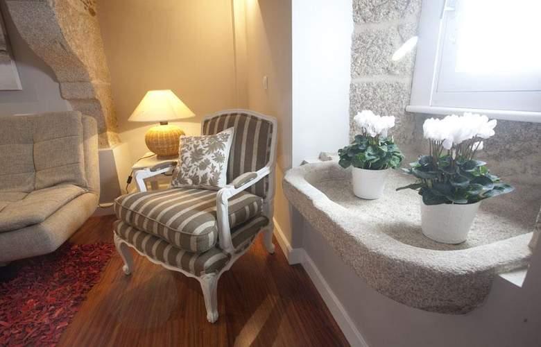 Domus Selecta Apartamentos Cruceiro Do Galo - Hotel - 2