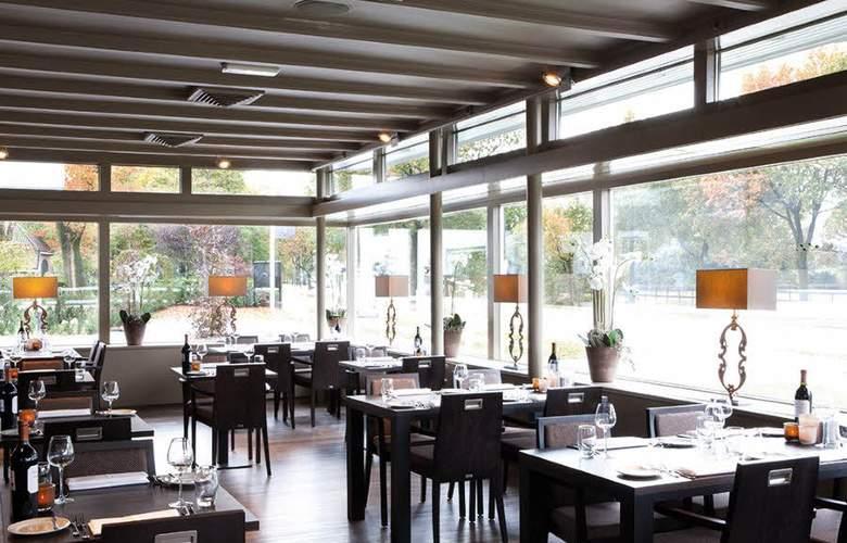 Fletcher Hotel-Restaurant Het Witte Huis Soest - Restaurant - 4