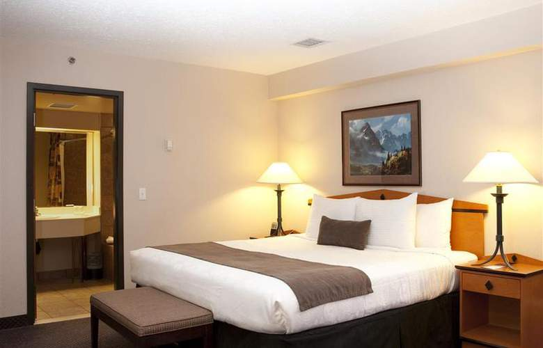 Best Western Plus Pocaterra Inn - Room - 126