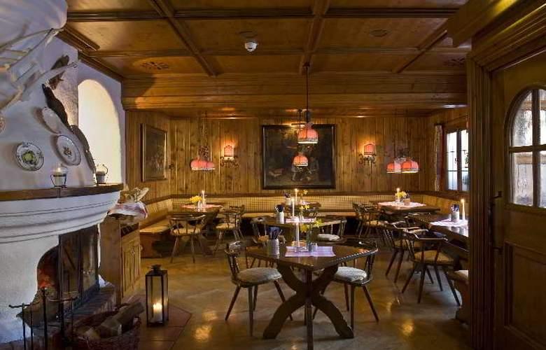 Wyndham Grand Bad Reichenhall Axelmannstein - Restaurant - 13