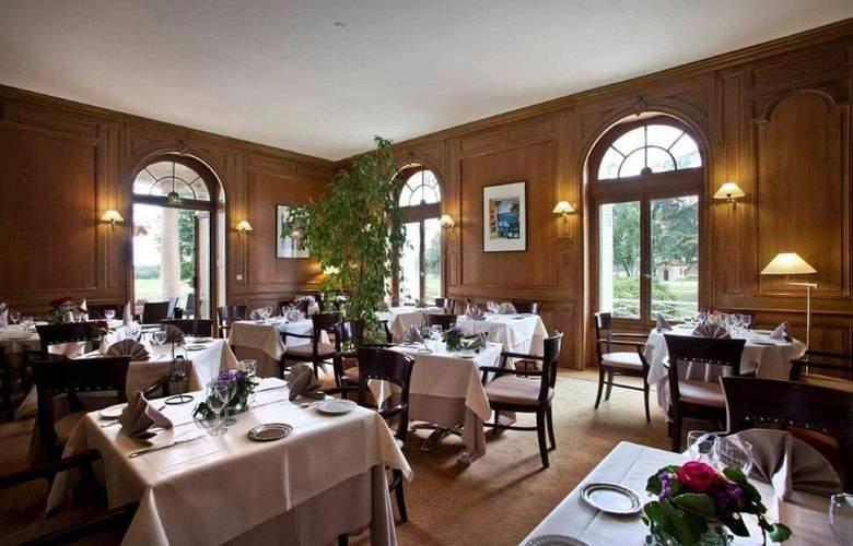 Manoir de Beauvoir - Restaurant - 50
