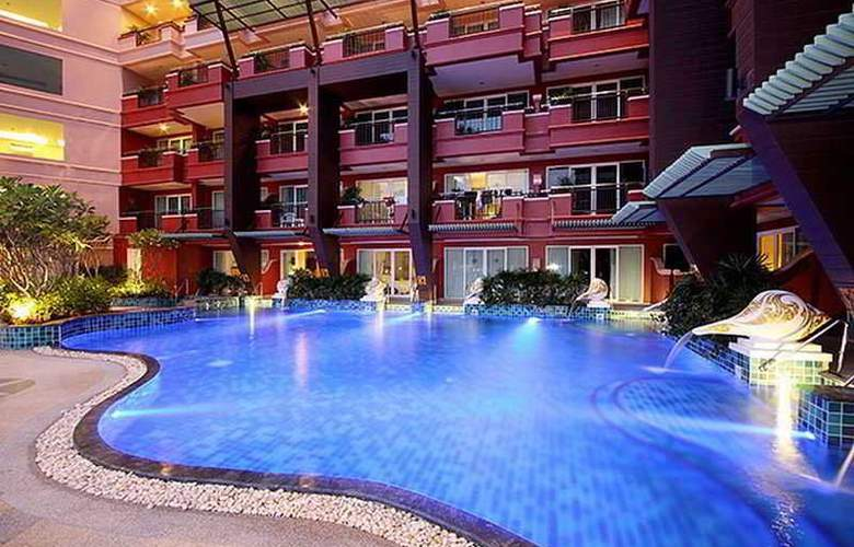 Blue Ocean Resort Phuket - Pool - 9