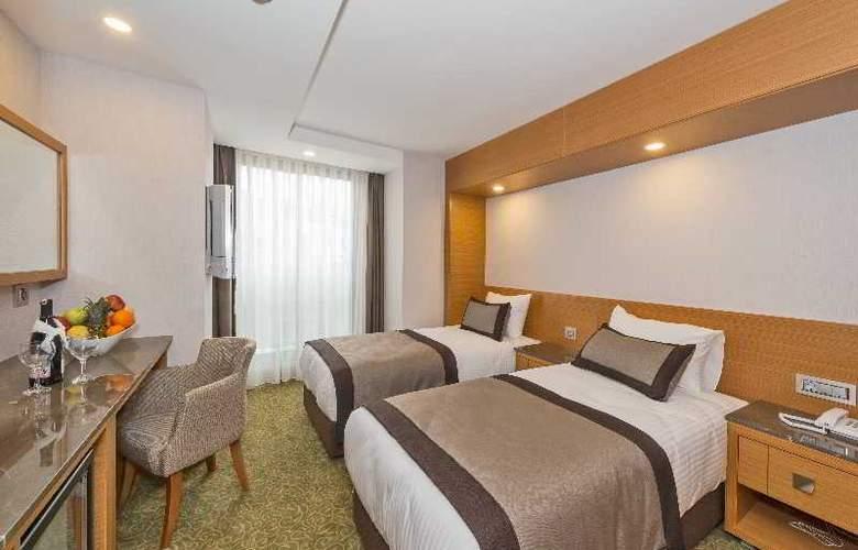 Bisetun Hotel - Room - 10