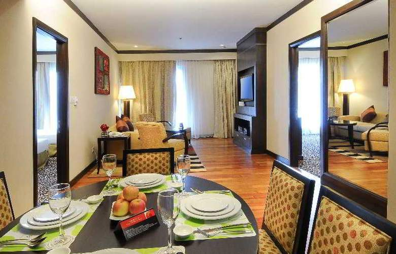 MiCasa All Suites Hotel Kuala Lumpur - Room - 9