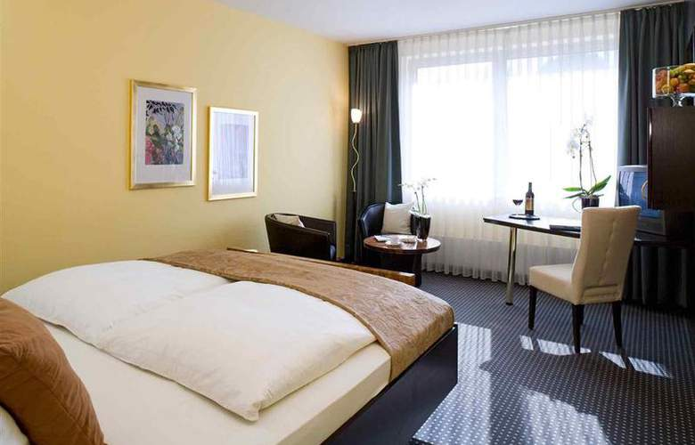 Mercure Hotel Plaza Essen - Room - 13