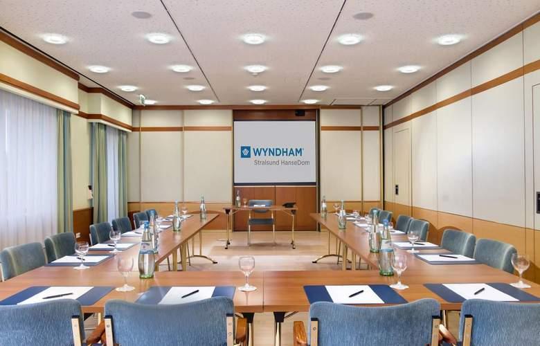Wyndham Stralsund HanseDom - Conference - 10