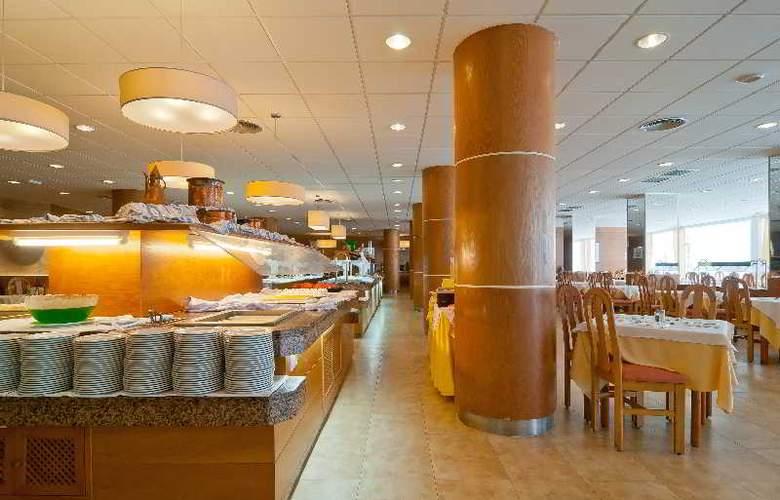 Eix Lagotel Hotel y apartamentos - Restaurant - 25