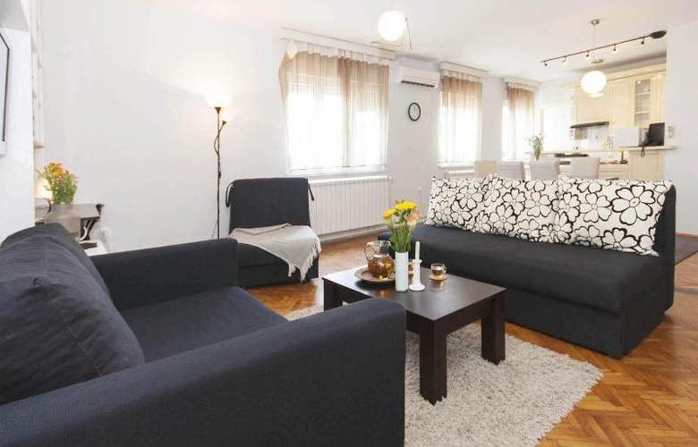 One Bedroom Apartment Hip & Spacious - Hotel - 15