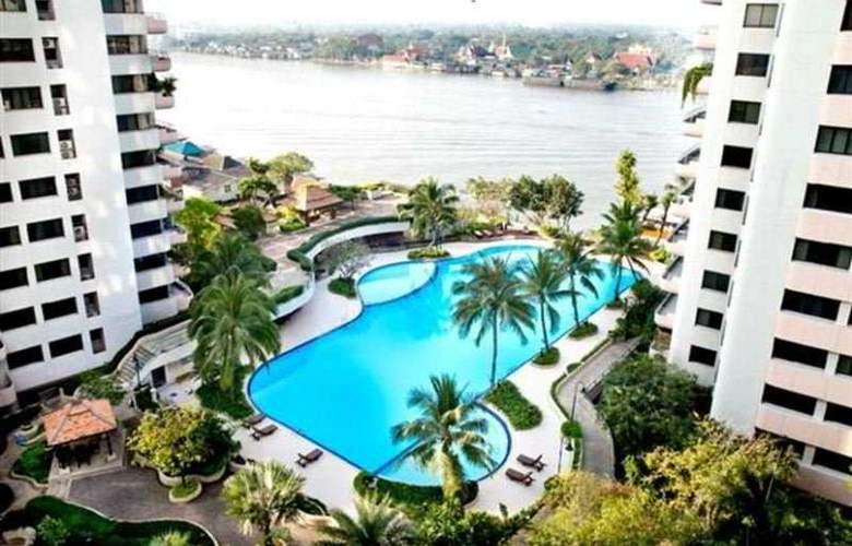 Riverine Place Riverside Serviced Apartment - Pool - 9