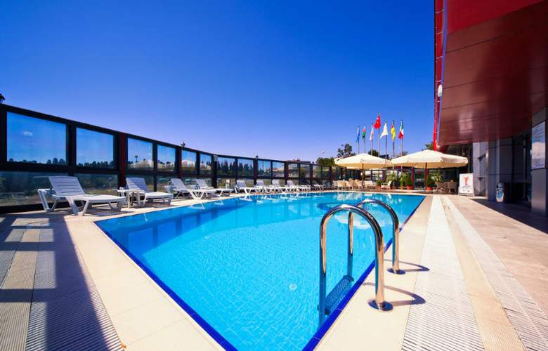 Volley Hotel Istanbul - Pool - 3