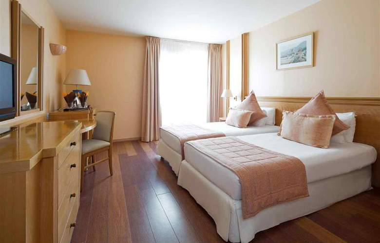 Mercure Croisette Beach Cannes - Room - 45