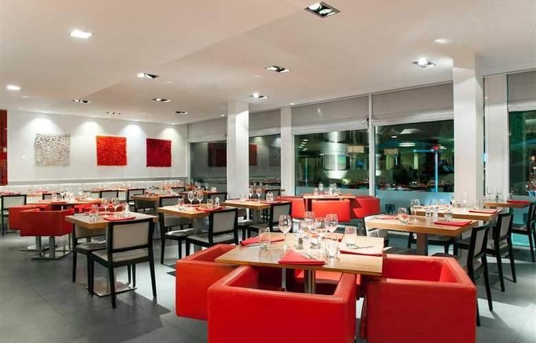 Novotel Antwerpen - Restaurant - 52